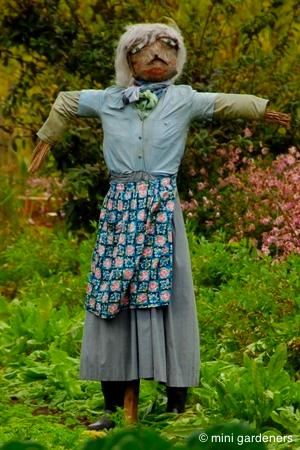 female scarecrow