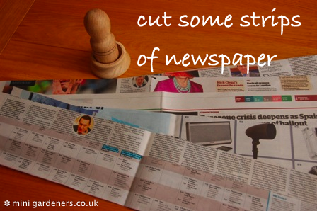 newspaper pot instructions 1 annotated
