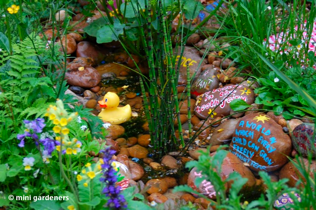 nspcc garden of magical childhood chelsea flower show 2013