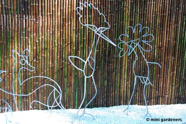 garden scuplture chelsea flower show 2013