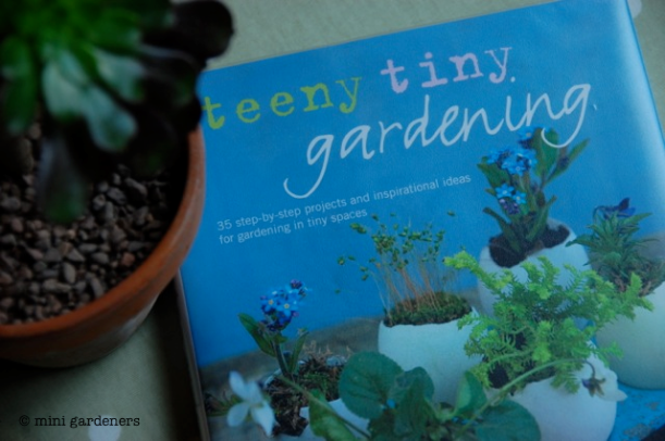 Teeny Tiny Gardening Book