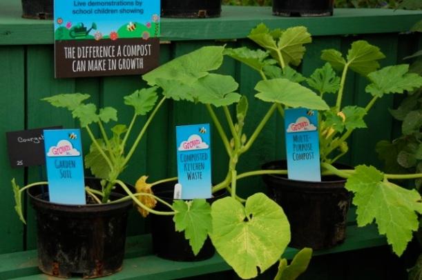 chelsea compost experiment